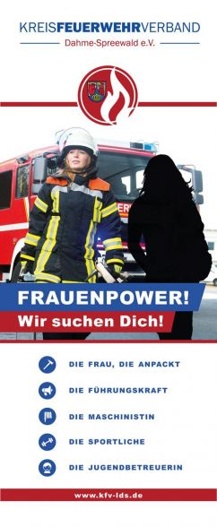 Roll Up Frauen